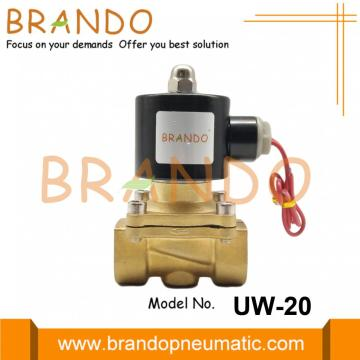 3/4'' UW-20 NBR Diaphragm Operated Solenoid Valve