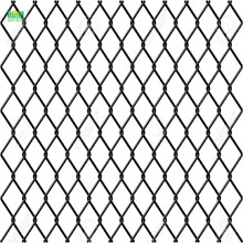 High quality galvanized stainless steel chain link fence