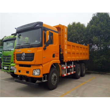 Shacman 420hp tipper truck with weichai engine 6x4 dump truck