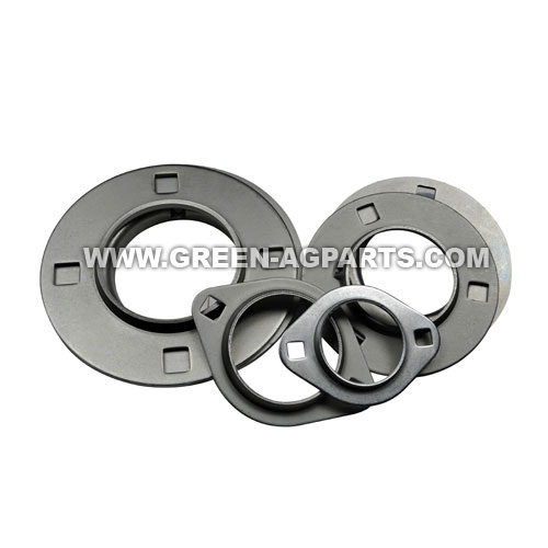 80MS-100MS 4-Bolt Hole Round Self-Aligning Mounting Flanges