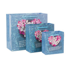 Flower floral Paper Gift Bags