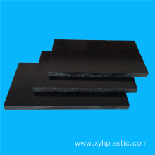 Raw Plastic Black ABS Panel for Walls