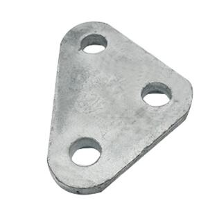 Triangle Steel Yoke Plate