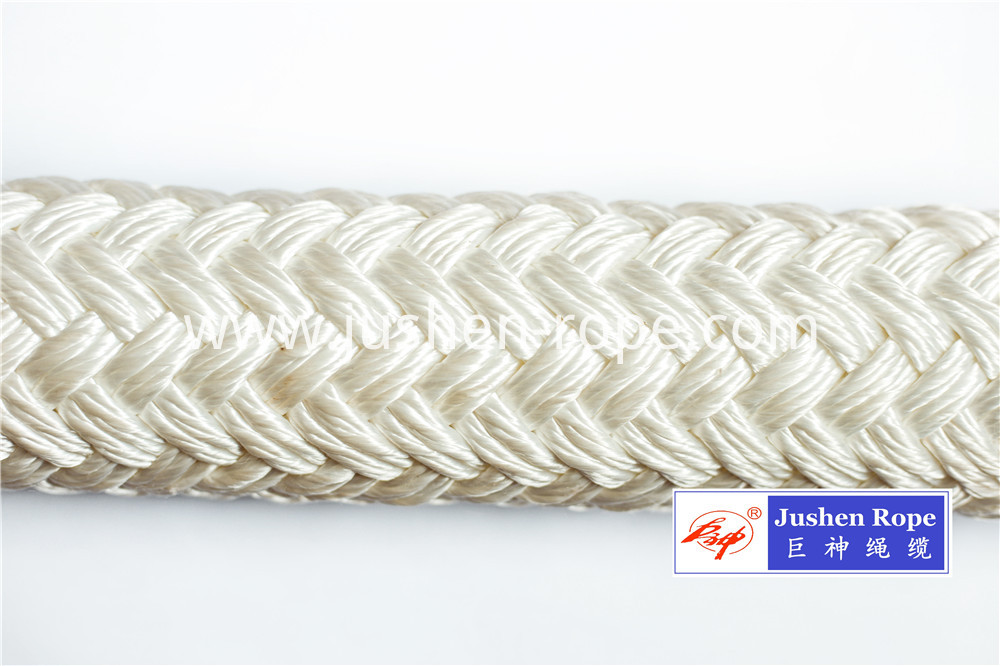 Polypropylene Multifilament Double Braided Rope