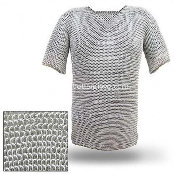 Stainless Steel Ring Mesh Vest
