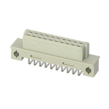 China for Male Din41612 Connector Right Angle 20 Pin DIN 41612 Connector supply to Morocco Exporter