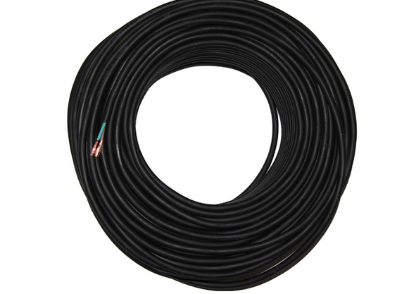 Small Yellow Wire Sheathed Wire