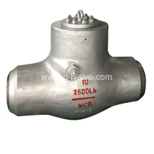 China for Asme Standard Check Valve Pressure Seal Swing Type Check Valve export to Heard and Mc Donald Islands Suppliers