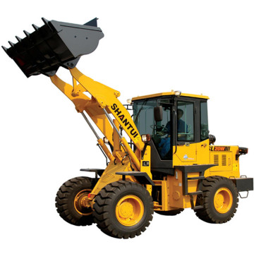 Factory Price Shantui 2 ton Wheel Loader SL20W