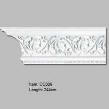 Polyurethane Decorative Crown Moldings