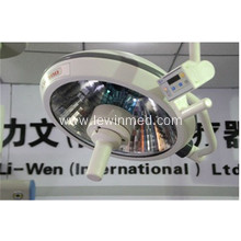 China for Single Dome Halogen Operating Lamp Wall mounted and ceiling optional shadowless surgery lamp supply to Portugal Wholesale
