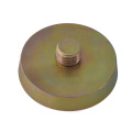 Neodymium Magnetic Fixing Plate With M16 Thread