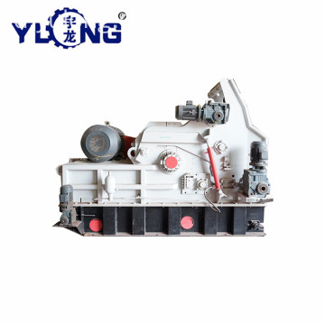 Yulong T-Rex65120A chipper kayu industri