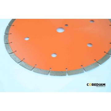 230mm Sinter Hot-pressed Blade with Super Quality