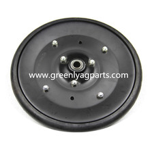 ODM for John Deere Planter spare Parts, JD Planter Parts Exporters AA39968M JD Closing Wheel with Steel Wheel Halves export to Bahrain Manufacturers