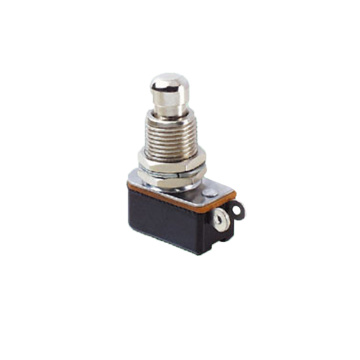 Electronic Momentary Auto Push Button Switch