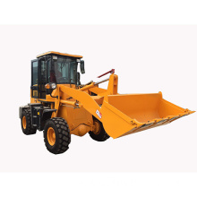 Customized for Skid Steer Loader Farm tractor front end wheel loaders  price export to Vatican City State (Holy See) Suppliers