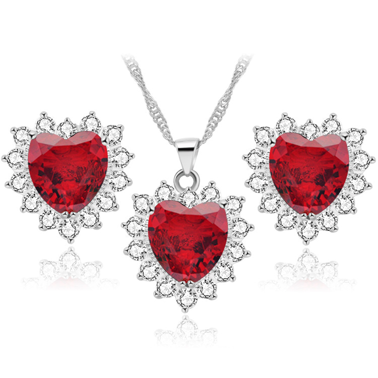 New fashion Roman wedding jewelry sets for ladies