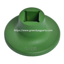 06-057-003 KMC/Kelly Disc Convex green Spool