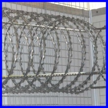 China OEM for  Concertina Razor Wire 450mm coil diameter supply to Liberia Manufacturers