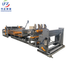 CNC Automatic Galvanized Breed Cage Mesh Welding Machine