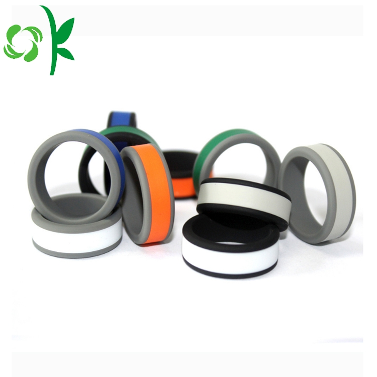High End Silicone Rings