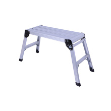 Aluminum car wash stool