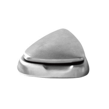 triangle shape smell killer soap with stand