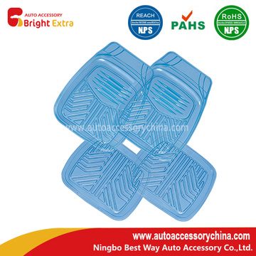Heavy Duty Clear Vinyl Car Interior Floor Mat