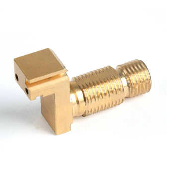 OEM High Quality Brass H59 H62 Machining Part