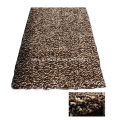 Polyester Shaggy Rug in Sapce Dyed