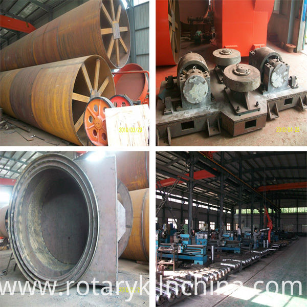 Energy Saving Widely Used Grate Rotary Kiln