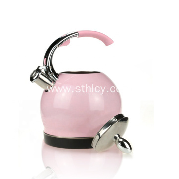 Stainless Steel European Electric Teapot