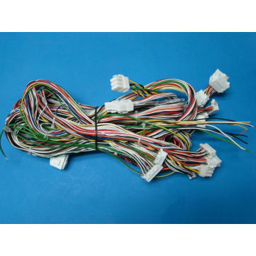 China for China Automotive Wiring Harness,Auto Wiring Harness,Universal Automotive Wiring Harness Manufacturer and Supplier Connector 26awg twisted cable wire supply to Luxembourg Manufacturers