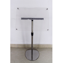 Rotated Display Floor Stands