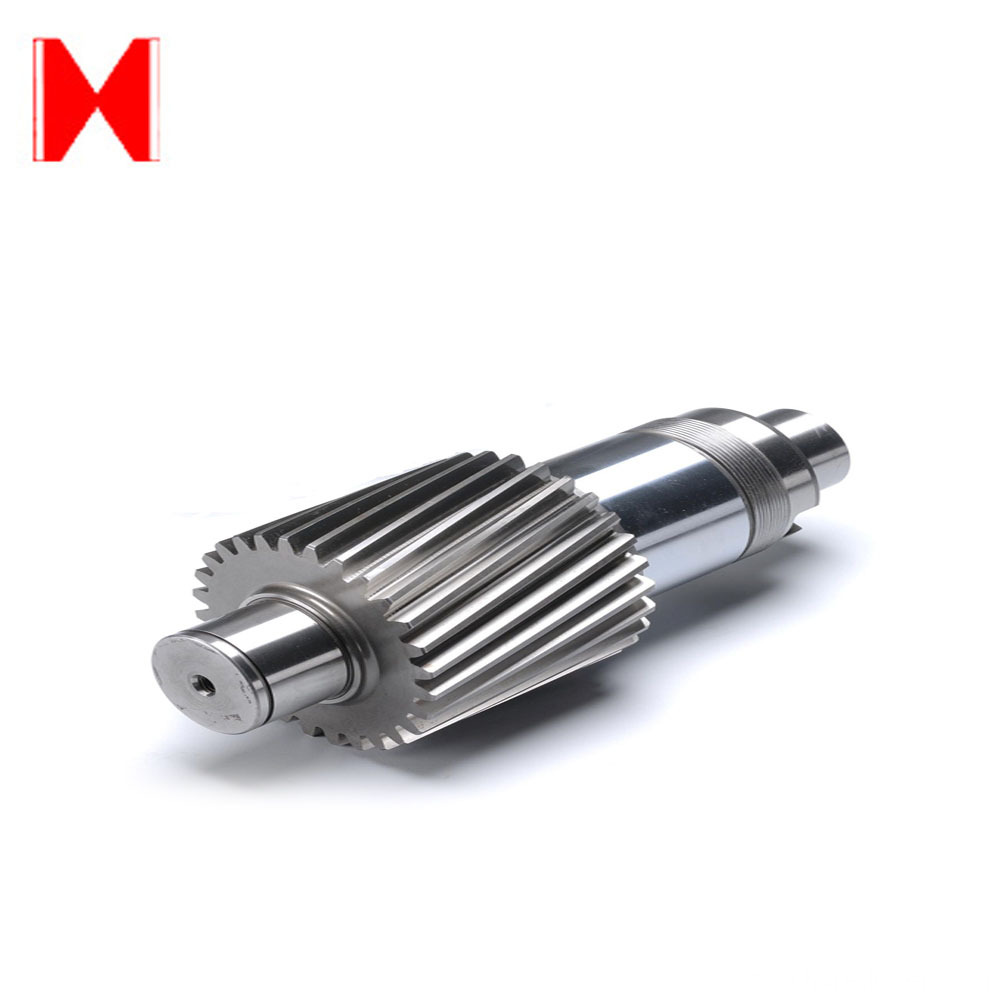 gear shaft for planetary reducer