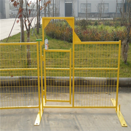 Temporary Wire Fence Panels