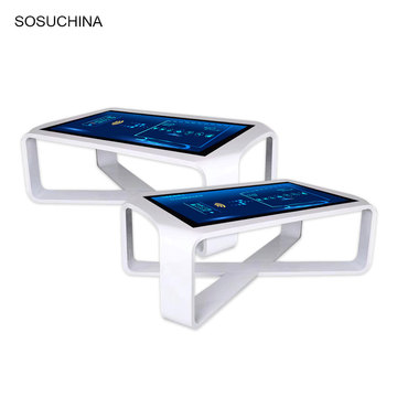 lcd interactive multi touch screen table school