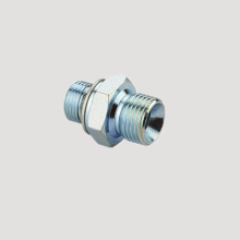 Top for Hose Adapters BSP male 60°seat-metric male L-series adapters export to Indonesia Manufacturer