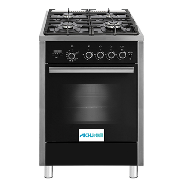 Gas Stove Hephaestus with Gas Oven 4 Burner