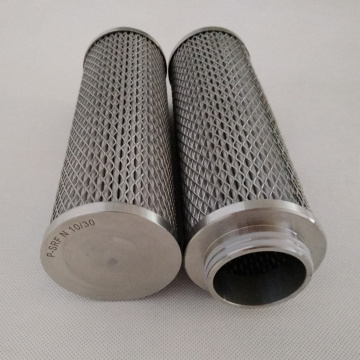 Air Pleated Depth Filter Element P-SRF N 10/30
