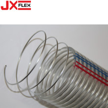 Steel Wire Reinforced Food Grade Spring Hose