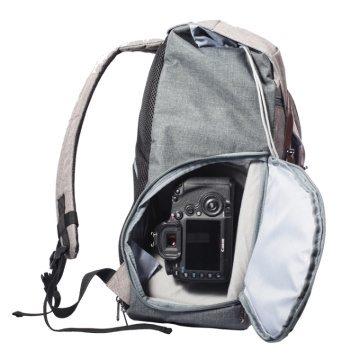 Waterproof Traveling Outdoor Anti Theft DSLR Camera Bag