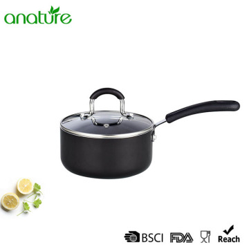 Long Handle Non Stick Milk Pot