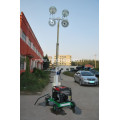 FZM-1000A LED Telescopic Portable Mobile Light Tower