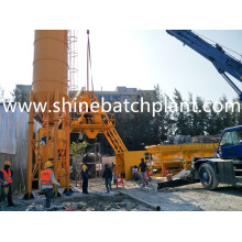 Best Price for for 25 Concrete Mixing Plant No Foundation Concrete Mixer Plant export to Cocos (Keeling) Islands Factory