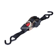 Motorcycle Ratchet Lashing Strap