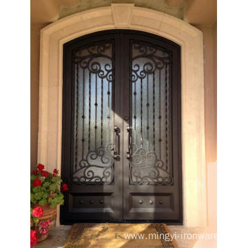 Wholesale Iron Entrance Doors