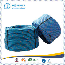 Factory made hot-sale for 3 Strand Polypropylene Rope Poly Danline PP 3 Strand Twisted Rope 8mm export to Central African Republic Wholesale