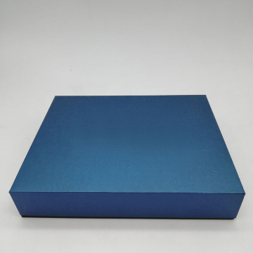 Chocolate Packaging Paper Gift Lid Off Box